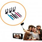 Handheld Selfie Monopod - Lightweight and Retractable