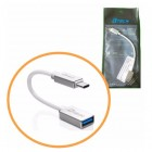 USB 3.1 Type-C to USB Adaptor Cable (D-Tech Brand with High Quality Control and Packaging)