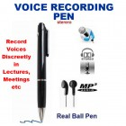 Voice Recording Pen N16 Model Records Meetings Lectures Conversations Discreetly
