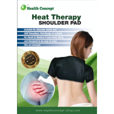 Health Concept Heat Therapy Shoulder Pad