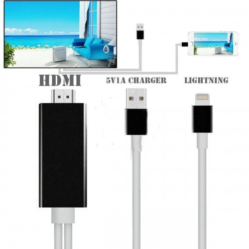 Apple Iphone S Hdmi Cable